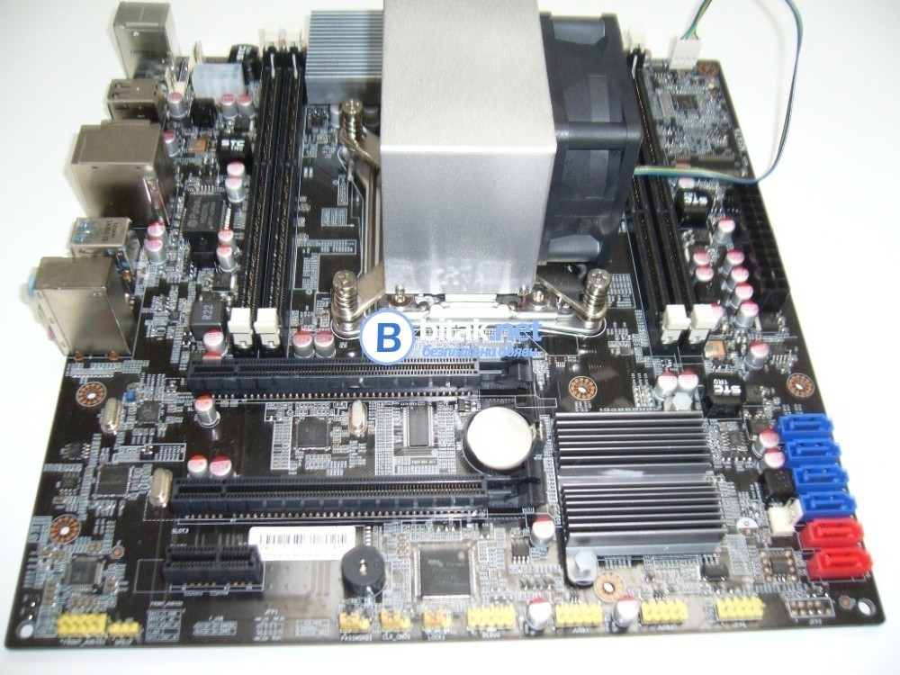 Дъно socket 2011, lga2011, x79 + вентилатор
