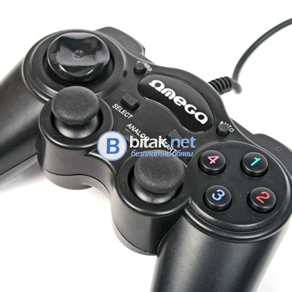 Gamepad Interceptor for PC Games USB