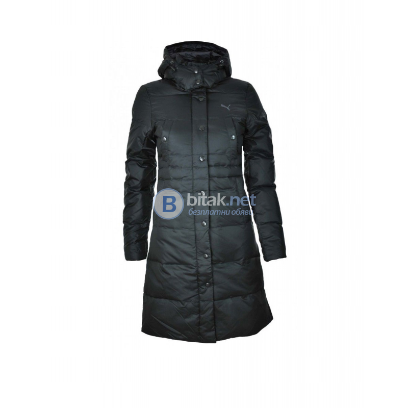 PUMA New Jersey Down Coat ДАМСКО ЯКЕ