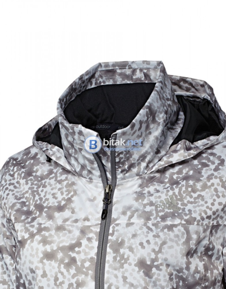 ADIDAS Climaheat Frostlight Print Jacket ДАМСКО ЯКЕ