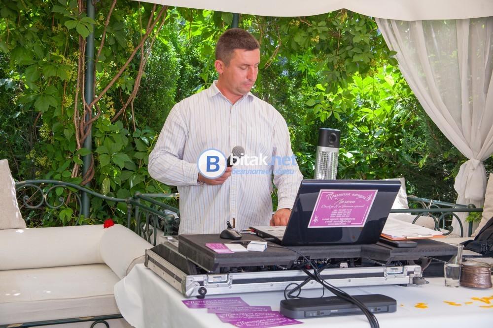 DJ Ники Лазони-дисководещ за сватба,банкет,юбилей,парти,абитуриентски бал.