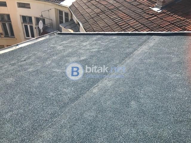 Ремонти и изграждане на плоски и скатни покриви