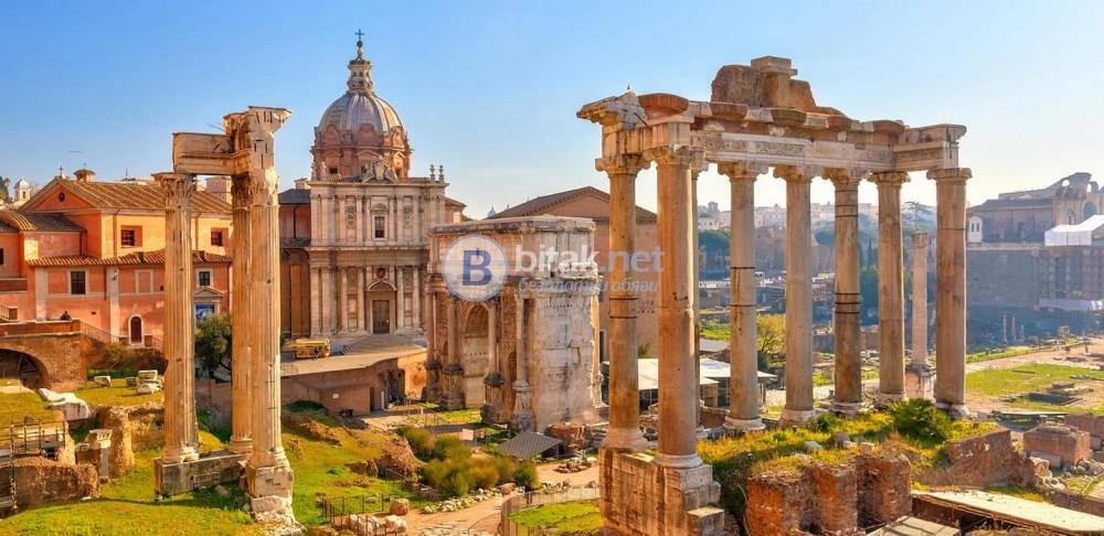 Предколеден Рим от Варна