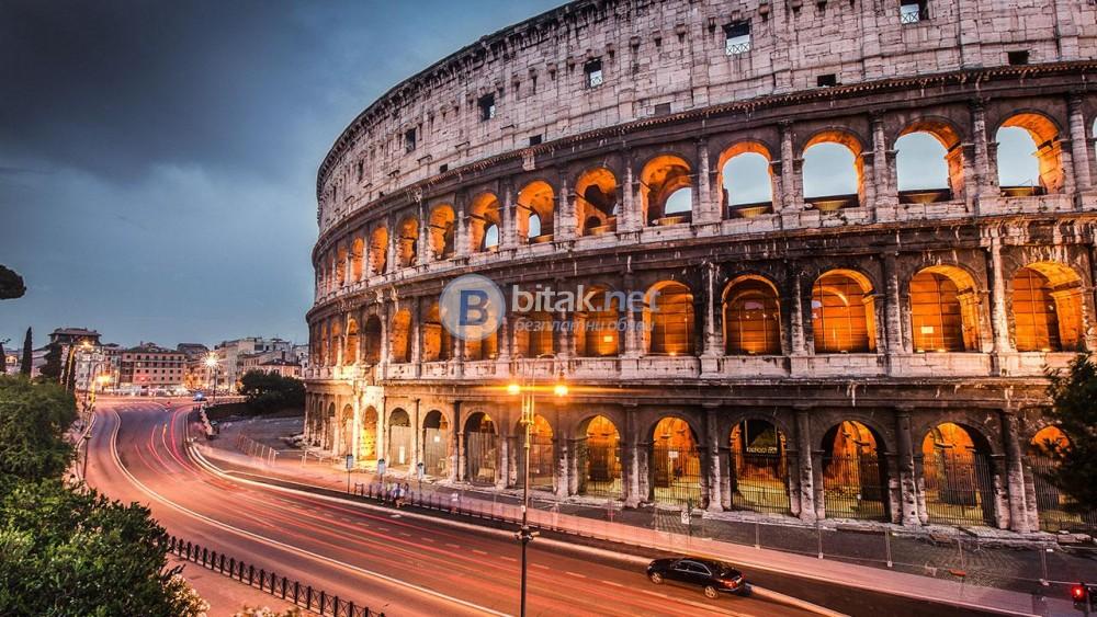 Нова година в Рим от Варна