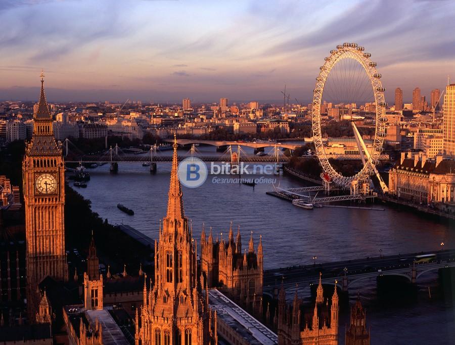 Уикенд в Лондон  една сбъдната мечта с ИНДИВИДУАЛНО обслужване на български език