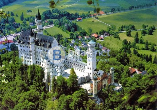 Швейцария и Бавария – замъци и езера