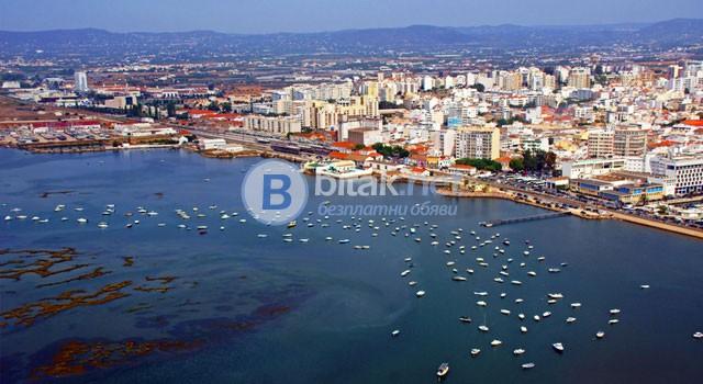 Португалия с кацане в Барселона  и излитане от Барселона