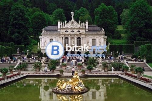 Приказните Баварски замъци