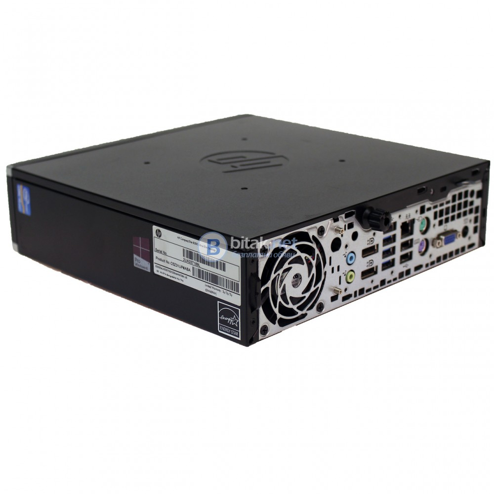 HP Compaq Elite 8300 USDT Intel Core i3-3220 @ 3.3 GHz, 4GB RAM, операционна система