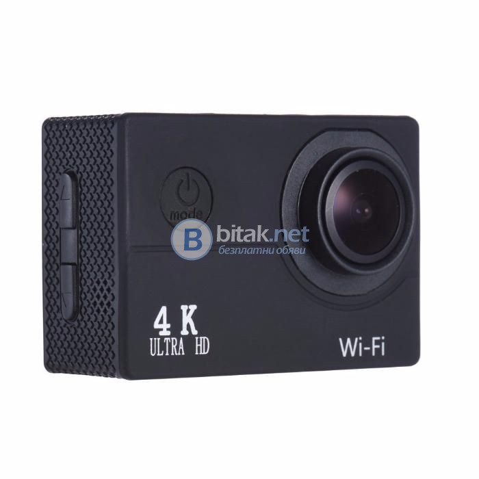 4К Ultra HD DV WIFI Action Camera - Екшън Камера