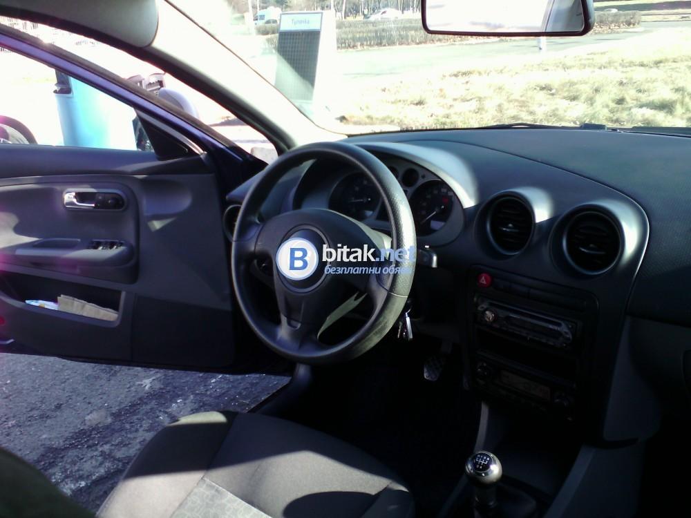 Продава Seat Cordoba 1.4 бензин 2007-ма г.