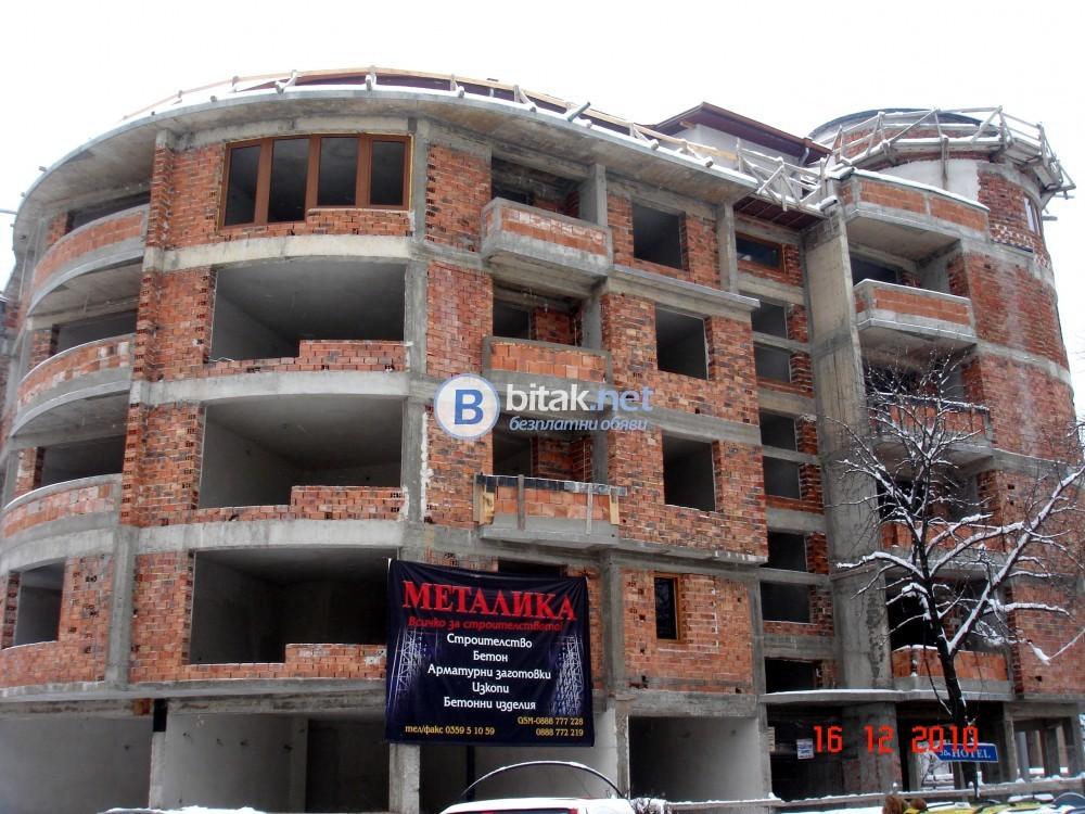 """Най-голямата строителна фирма на територията на Велинград """"Металика строй"""" ЕООД"""