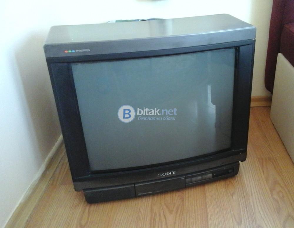 Телевизор Сони Тринитрон