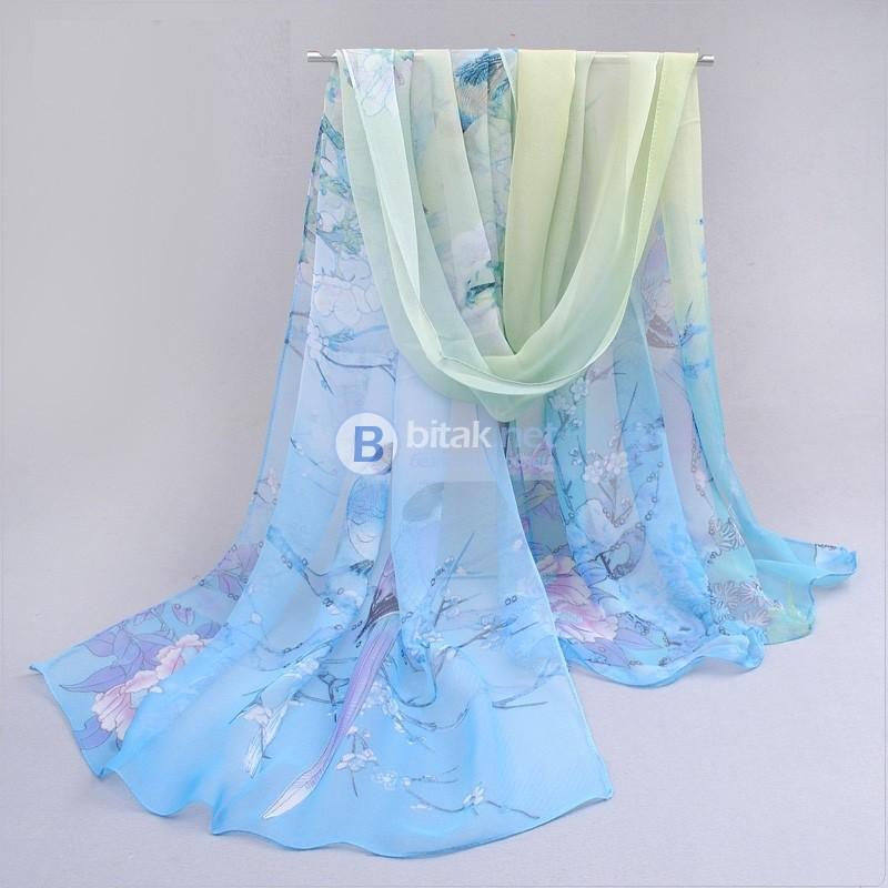 Модерни шалове от шифон