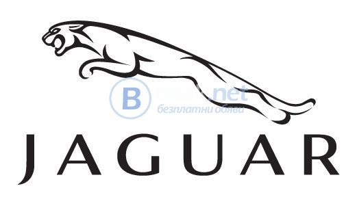 Емблема Ягуар Jaguar emblem emblema хром XF XJ XJS XK S-TYPE X-TYPE