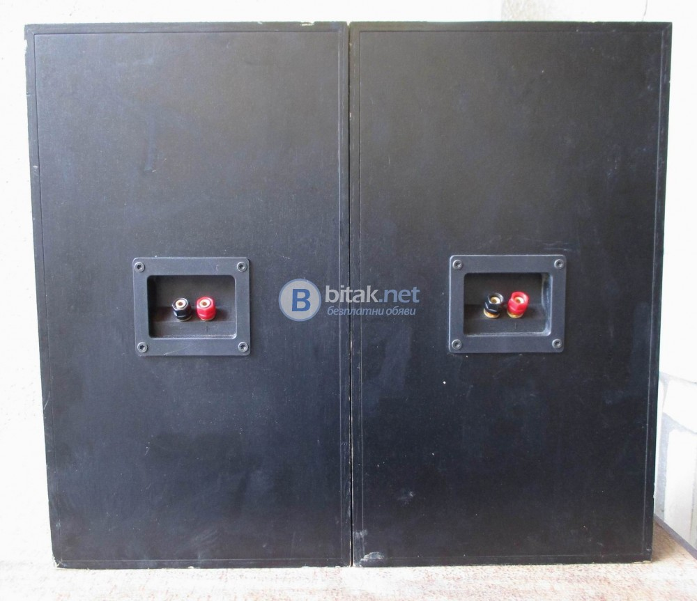 DALI 3b - Качествени датски букшелф колони.