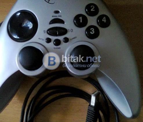 Gamepad Gеmbird + 1 подарък Fightstick 3D Joystick Gеmbird