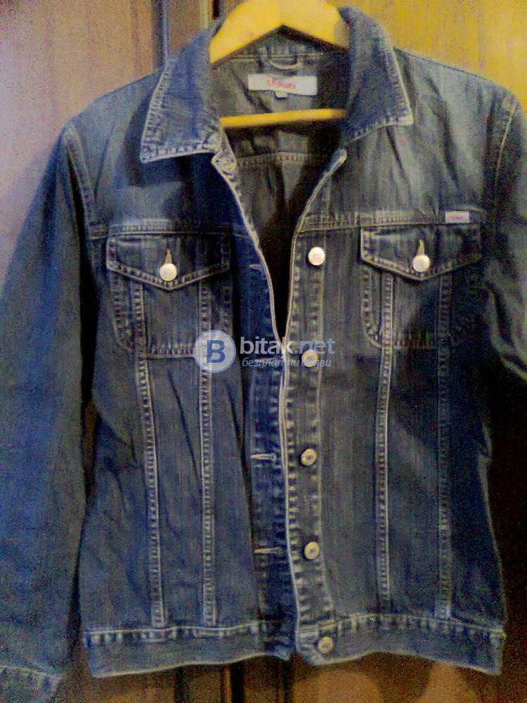 Дънкено яке s. Оliver