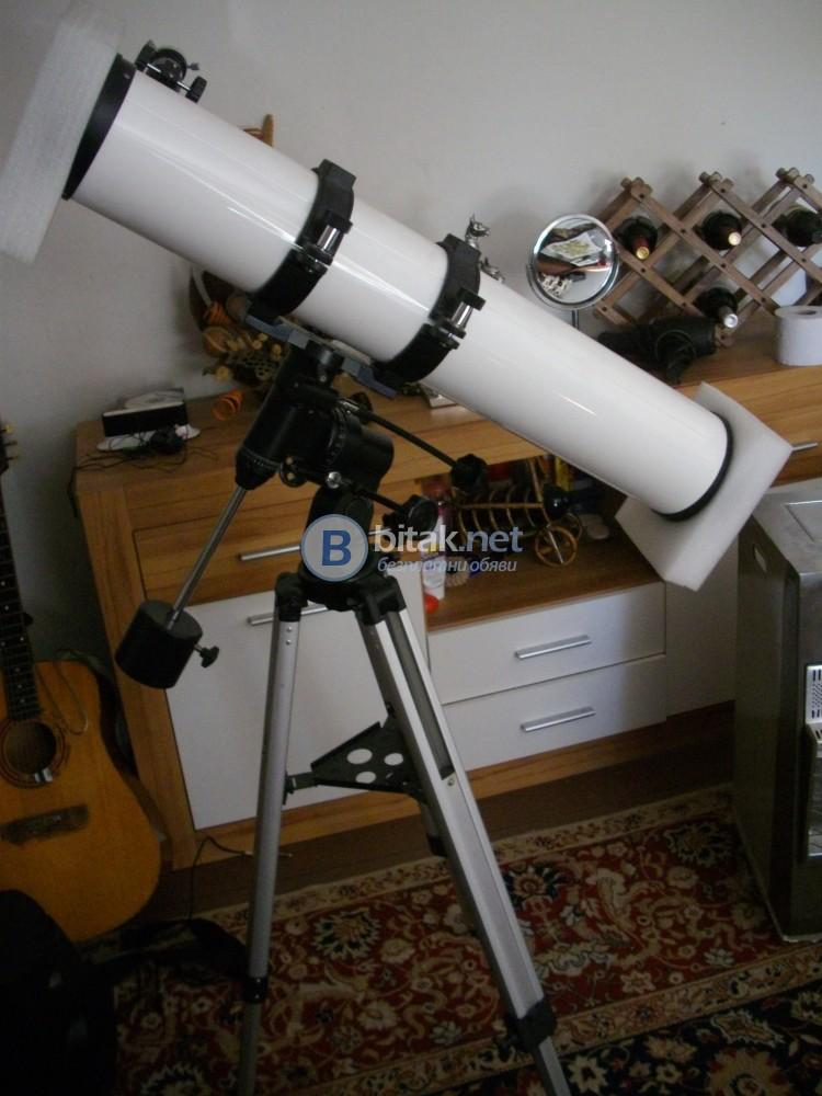 нов чешки телескоп