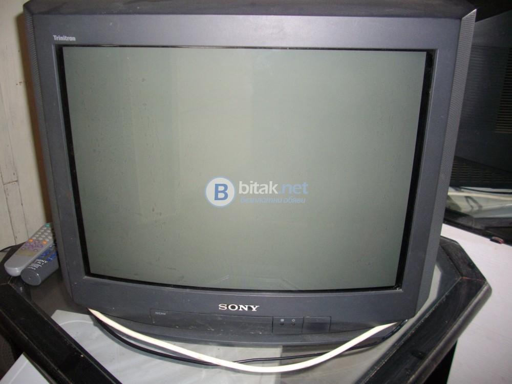 "телевизор ""Сони "" тринитрон !"