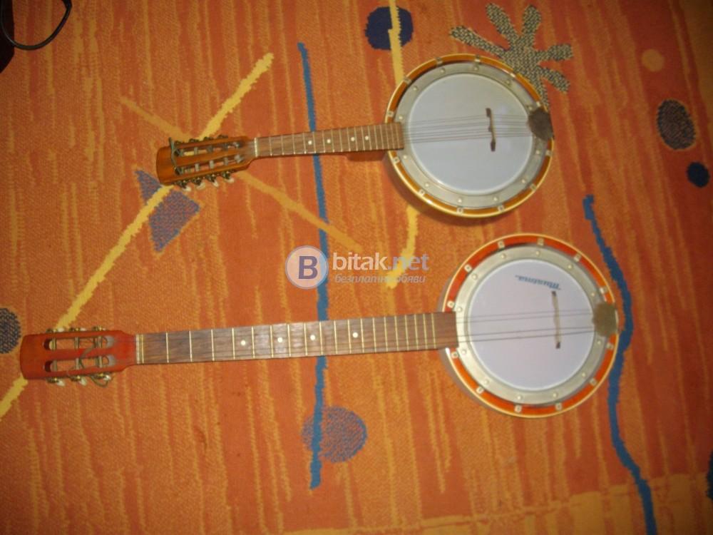 банджо мандолина и банджо китара
