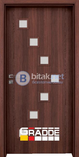 Интериорна врата Gradde Zwinger,