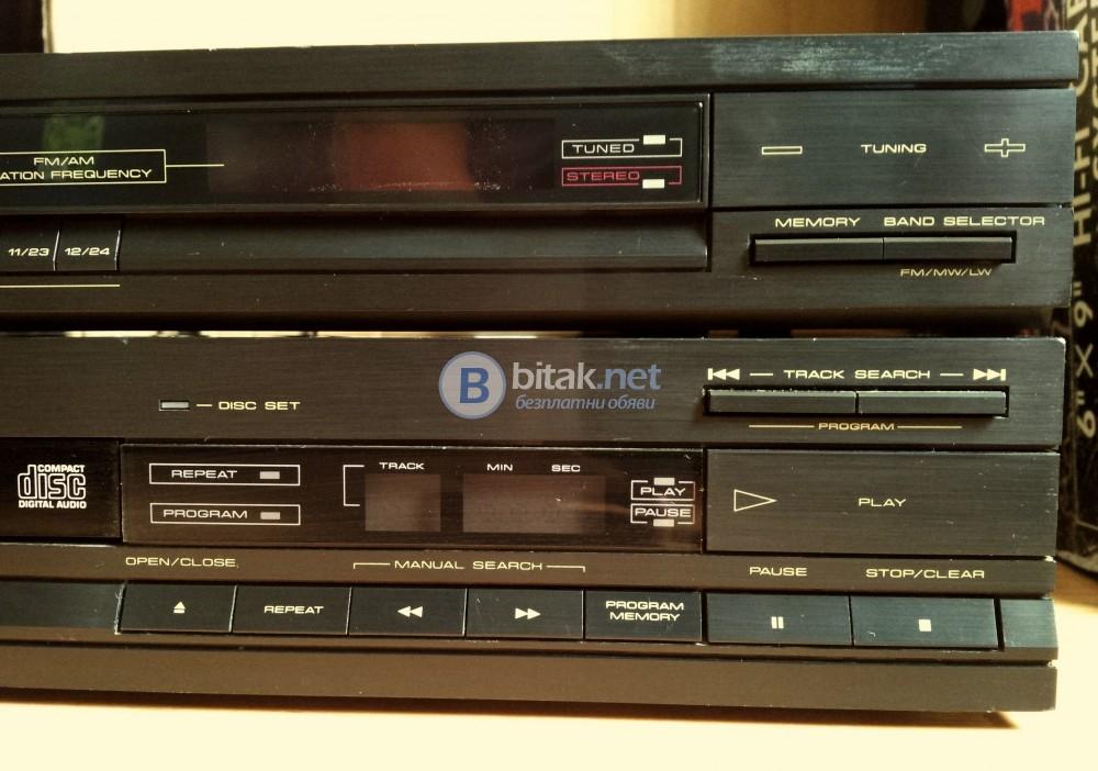 Pioneer PD-X88 , ретро CD плеър