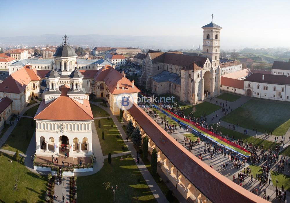 Букурещ –Сигишоара – Сибиу – Солна мина – замъка Хунедоара – Куртя ди Арджеш 3нощ.през Май