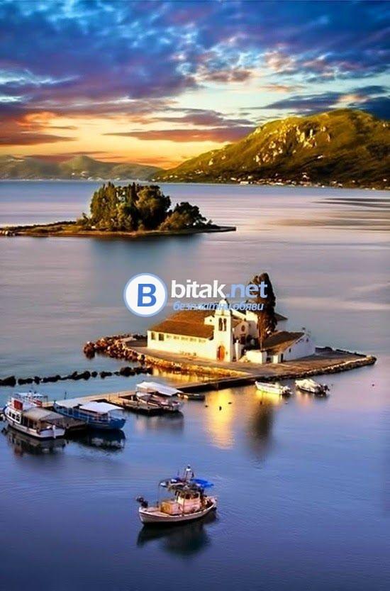 Почивки остров Корфу Потвърдени 7 нощ.закуски и вечери от Варна,Шумен, Велико Търново и София