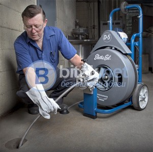 почистване на тоалетни шахти,ями и отпушване на канали плевен
