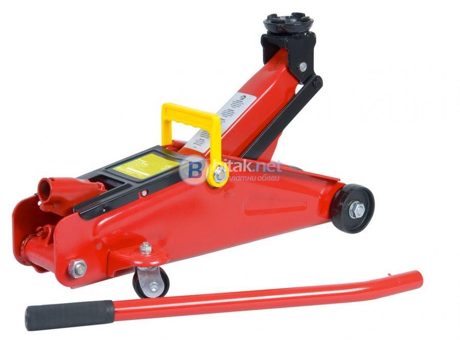 Хидравлични инструменти – винтов крик, хидравлични криковe, крик за скорости, кран за двигатели, хид
