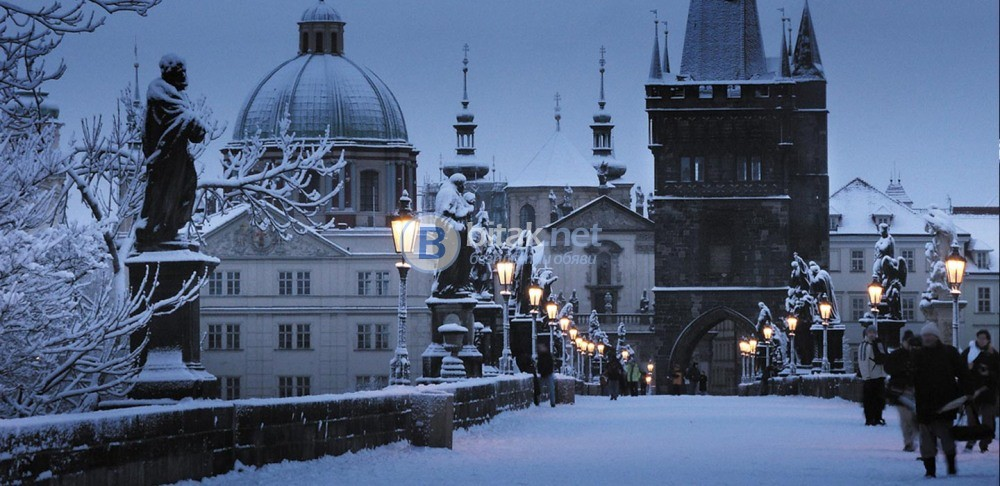 Нова Година - Прага