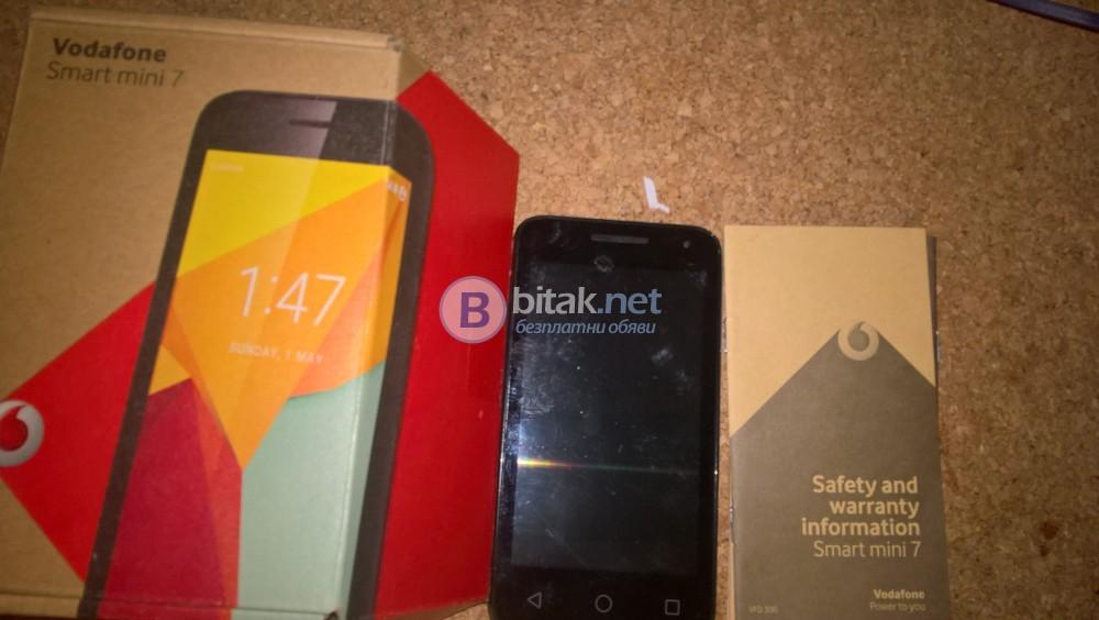 Продавам телефон Vodafone Smart mini7