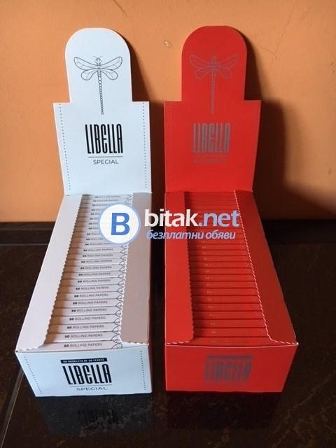 LIBELLA за ръчни цигари