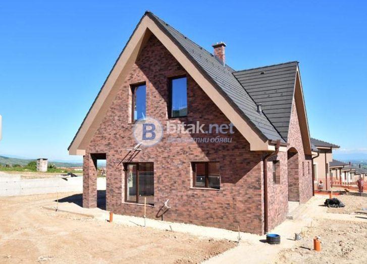 Двуетажна къща-Ново строителство