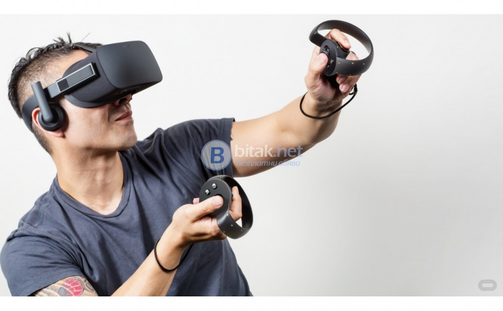 Oчила за виртуална реалност и игра -  Oculus Rift