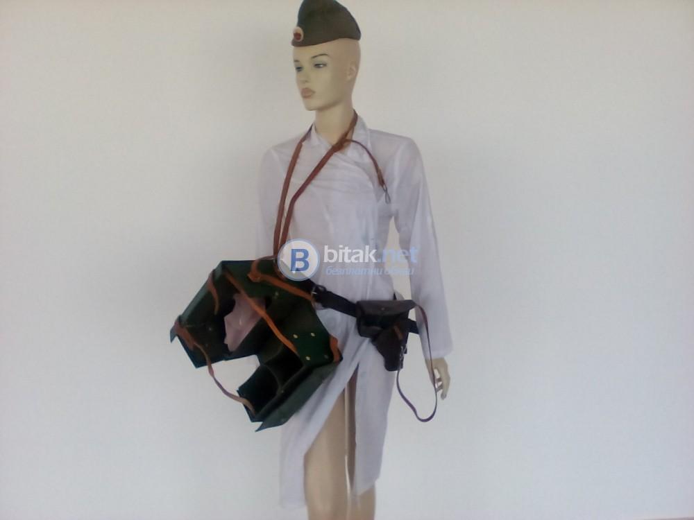 Военно - медецинска чанта БНА ,соц период .