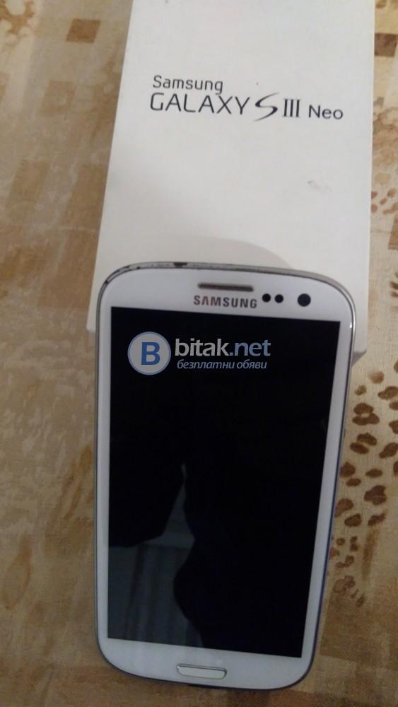 Samsung Galaxy S3 Neo на части