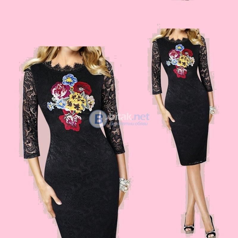 Красива нова рокля