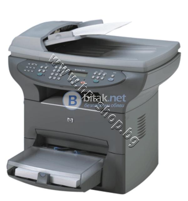 ПРОДАВАМ ЗАМЕНЯМ лазерен скенер HP LaserJet 3300