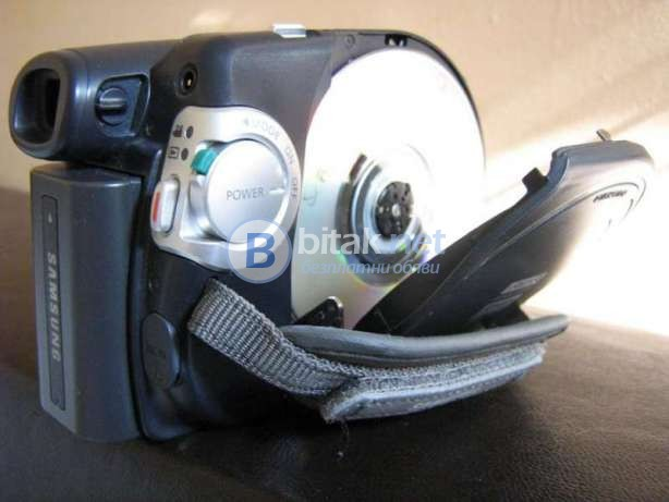 Дигитална видео камера Samsung VP-DC171
