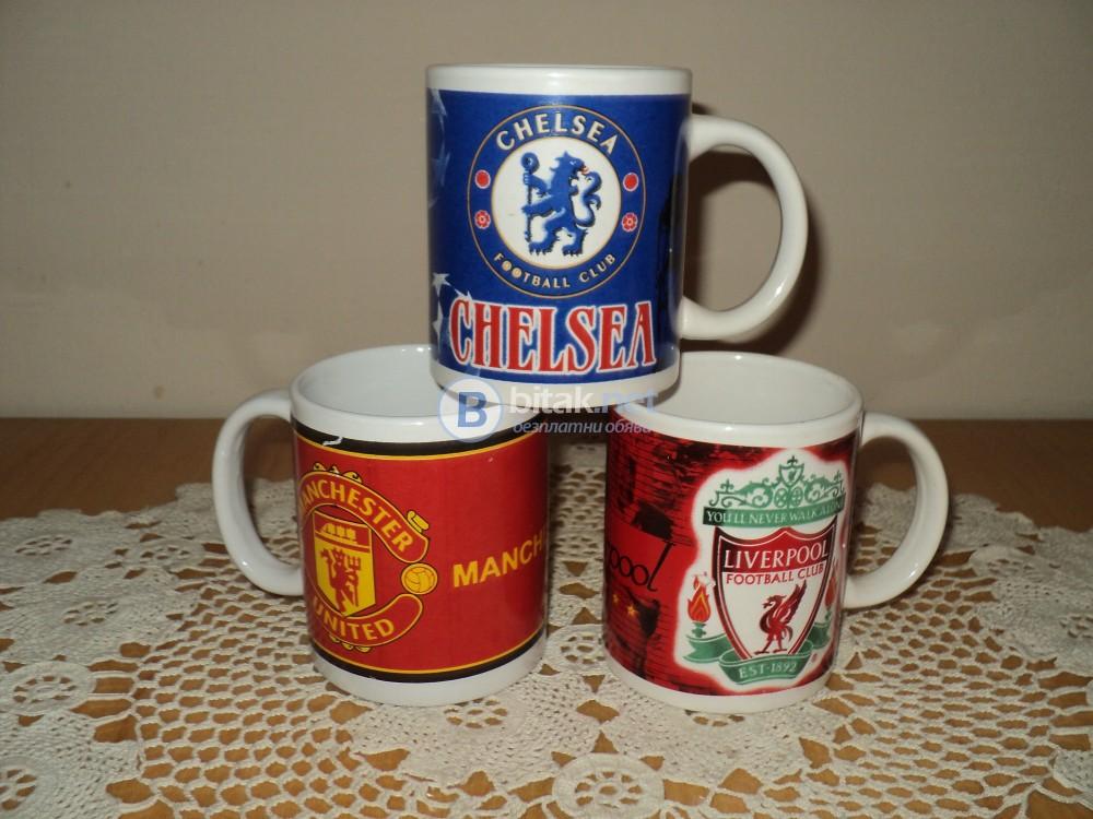 Чаши на футболни отбори
