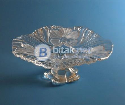 Стъкло - чинии - купи - ордьовър - подност