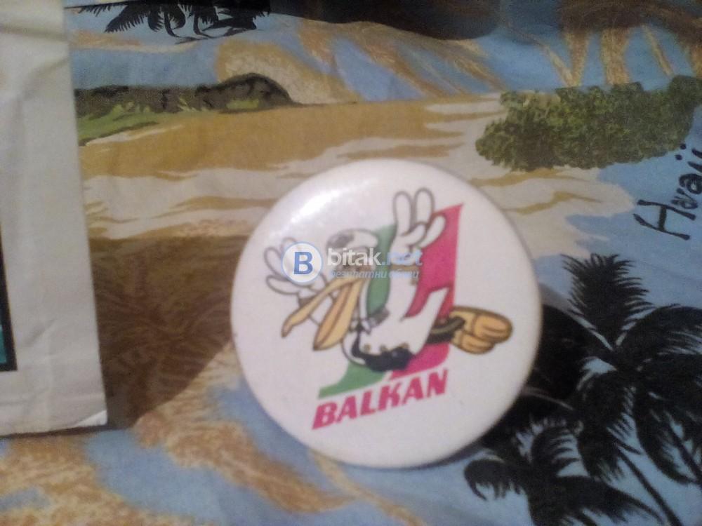 """Колекционерски лот БГА ,,Балкан """""""