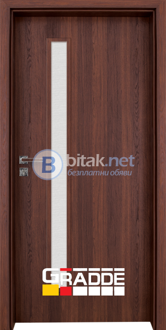 Интериорна врата Gradde Wartburg