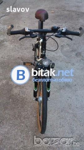 "Продавам велосипед ""VELOROSSO-SPITFIRE""-24ц.,21ск.-Made in Germany-внос от Германия"