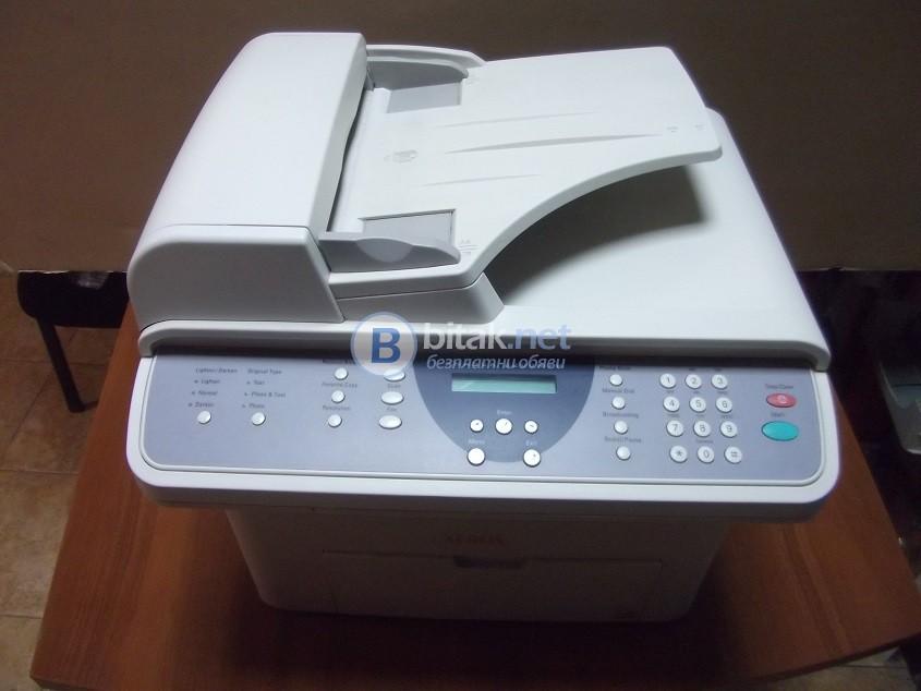 Многофункционално устройство Xerox Phaser 3200