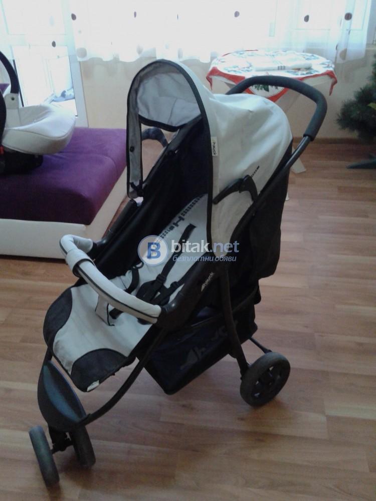 Детска количка Hauck Citi