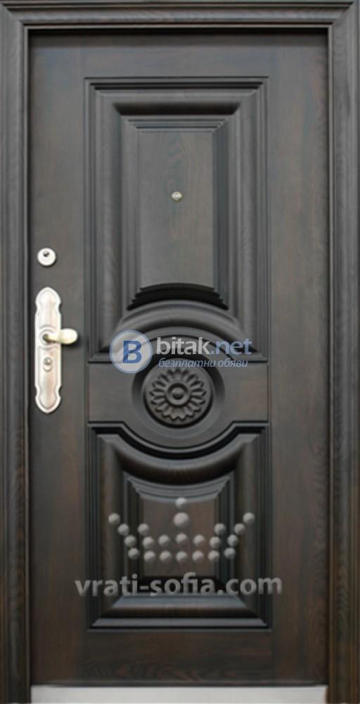 Метална входна врата Модел 539