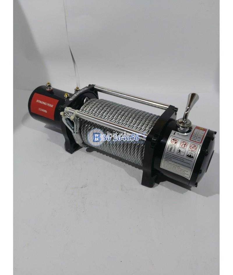 Електрическа Лебедка StrongMax 13500lb / 6123kg